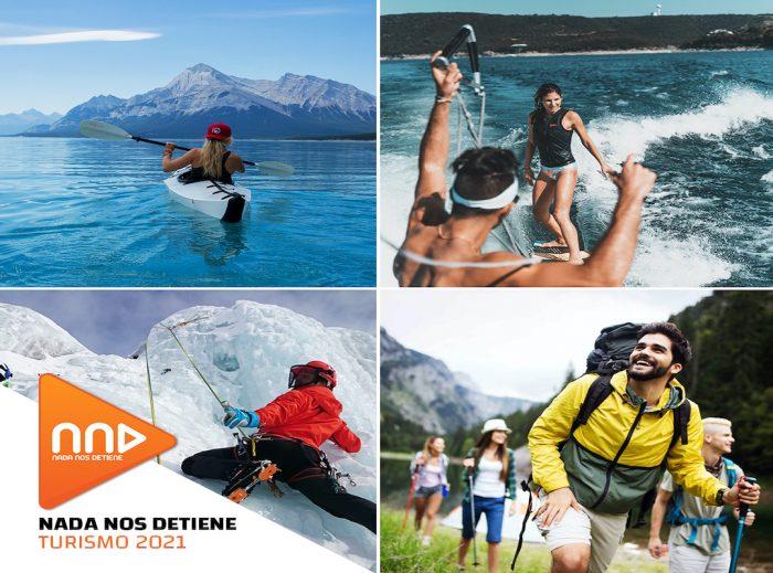 Un marketplace, ciclismo en montaña y viajes inclusivos se la juegan para coronarse como el mejor emprendimiento turístico