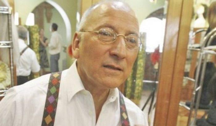 Connotado estilista nacional Patricio Araya falleció producto del covid-19