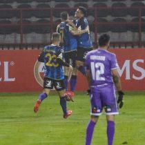 Huachipato goleó a Antofagasta y avanzó en Copa Sudamericana