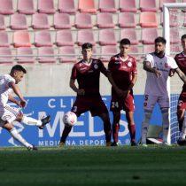 Con polémico gol anulado Universidad de Chile empata con Deportes La Serena