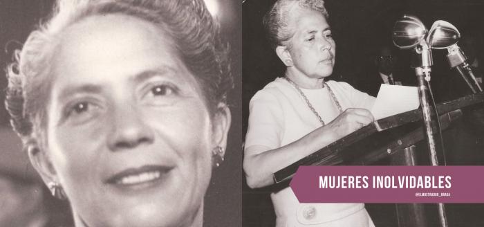 """Olga Poblete, la """"educadora clandestina"""" en dictadura y su incansable lucha por la paz y autonomía de los pueblos"""