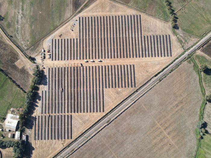 Conectan primera planta solar de pequeños medios de generación distribuida de un total de 10