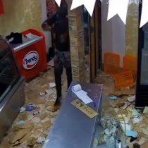 Carabineros detuvo a seis personas que saquearon una panadería el año pasado gracias a funa en redes sociales