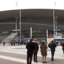 Francia ocupa el histórico Stade de France como centro vacunatorio contra el covid-19
