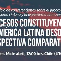Catedrático de la Universidad de Valencia inaugurará ciclo de conversaciones sobre el proceso constituyente en Chile