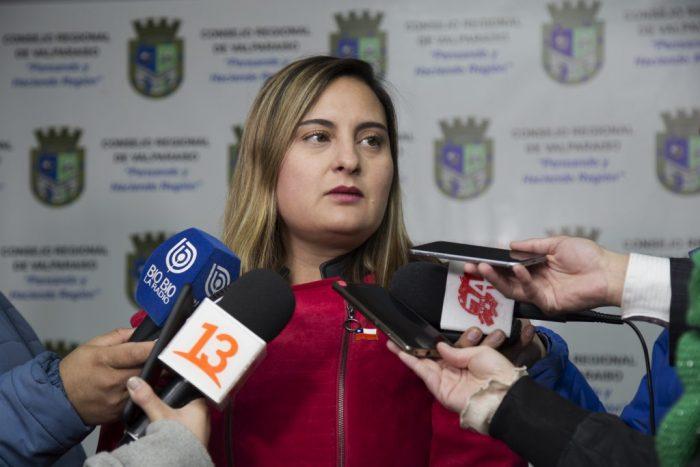 Sujeto que reventó huevo en cabeza de seremi Leslie Briones es condenado por atentado a la autoridad