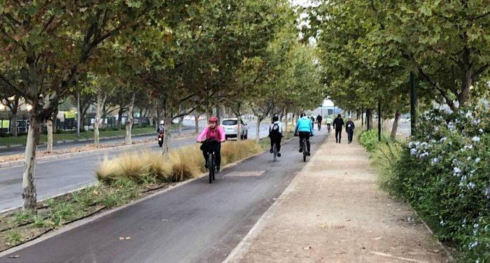 Anuncian nueva banda horaria y nuevos cierres de calles para realizar actividad física