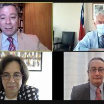 """Fuego amigo sobre el Gobierno: Paris revela que el """"más afectado"""" con las críticas mediáticas de Mañalich ha sido el Presidente Piñera"""