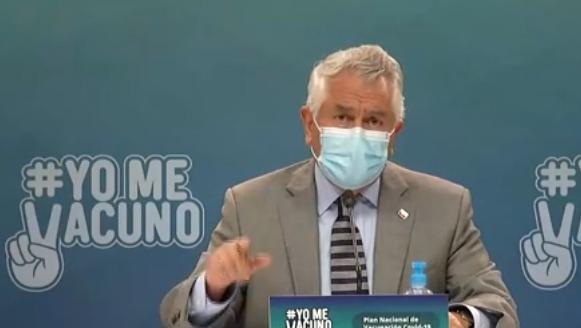 Paris 2.0: en medio de rumores de renuncia ministro de Salud cambia el tono y pide ayuda para enfrentar la fase más dura de la pandemia