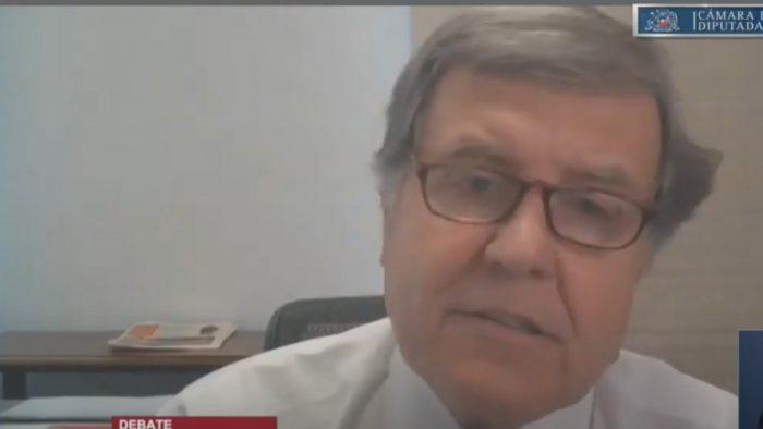 Ministro Melero reitera rechazo del Gobierno al tercer retiro: