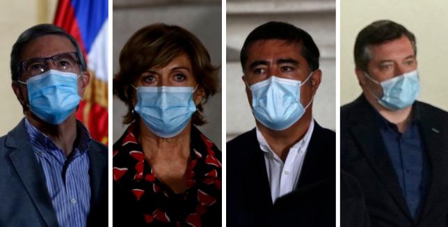 Huele a intervención electoral: puesta en escena con candidatos presidenciales de Chile Vamos desata ola de críticas y recursos ante Contraloría y Servel