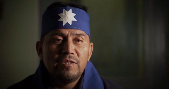 Hija del lonko Alberto Curamil denuncia que su padre fue herido en medio de manifestación mapuche