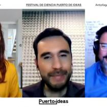 """Tomás Pérez-Acle en Puerto de Ideas: """"Nos hemos convertido en el hazmerreír al entregar (nuestros datos) en bandeja de plata a los privados"""""""
