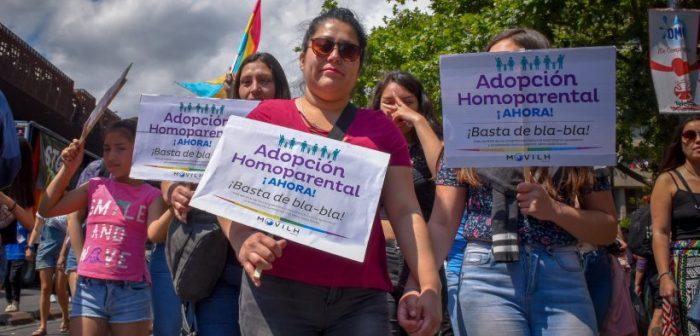 Histórico: 63% de chilenos apoya la adopción homoparental y el 74% el matrimonio igualitario