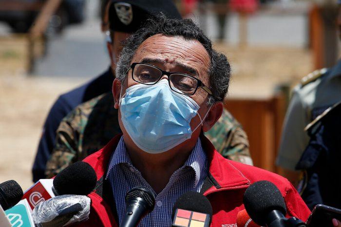 Intendente de Valparaíso pide permanecer en casa durante este fin de semana y resalta