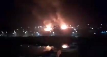 Nueva jornada de violencia terminó con casas incendiadas y un ataque a un retén policial en Tirúa