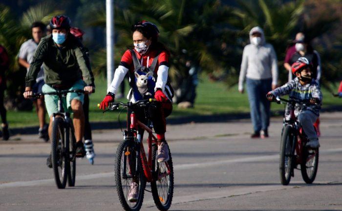 Franja Elige Vivir Sano: municipalidades coordinan apertura de recintos para evitar asaltos a deportistas