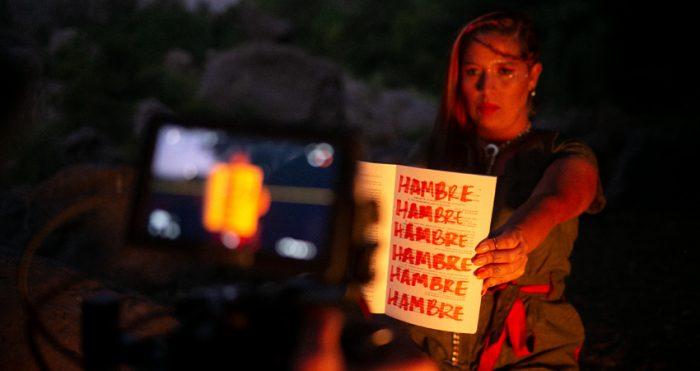 """""""Censura"""": el videoclip de una cantaurora chilena inspirado en aquellos que han sido víctimas de represión"""