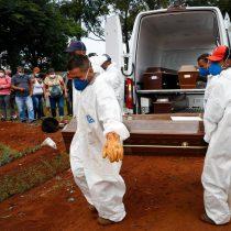 Brasil supera las 390.000 muertes y abril ya es el mes más letal de la pandemia