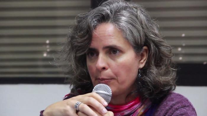 Corina Rodríguez, especialista en economía feminista y la idea de redireccionar la actual economía hacia una en que la sostenibilidad de la vida esté al centro
