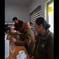 Celebración de cumpleaños de carabinera en Valparaíso evidenció diversos incumplimientos de las normas sanitarias