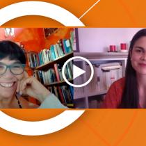 """Malucha Pinto, candidata a constituyente: """"Es fundamental hacer una transformación en la política de comunicaciones, necesitamos un canal público que no esté sometidoal mercado"""""""