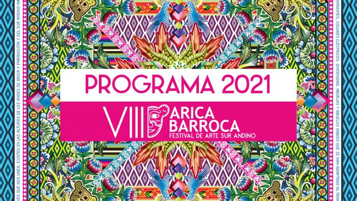 VIII Festival de Arte Sur Andino Arica Barroca