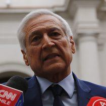 """Heraldo Muñoz y su aspiración presidencial: """"El candidato más complicado para Lavín sería yo"""