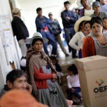 Revés para el oficialismo en Bolivia: MAS pierde balotaje en 4 departamentos