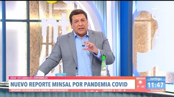 """La Moneda desmiente llamada de Piñera al presidente ejecutivo de Chilevisión para quejarse de la """"variante Piñera"""""""