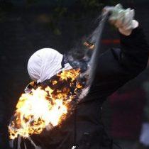 Condenan a tres imputados por fabricación de bombas molotov y los absuelven por incendio a hotel de Providencia durante el estallido social
