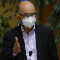 """Diputado Ilabaca (PS) rechaza """"amenaza"""" del Gobierno de insistir en llevar tercer retiro del 10% al TC"""