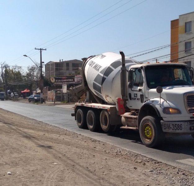 No a megaplanta de hormigón en Santiago Sur