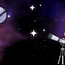 Cursos online de astronomía para niños y niñas