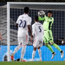 Real Madrid empata con el Chelsea en las semifinales de la Champions League
