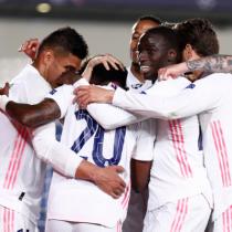 Con doblete de Vinícius Júnior, Real Madrid se impone ante el Liverpool en los cuartos de final de la Champions League