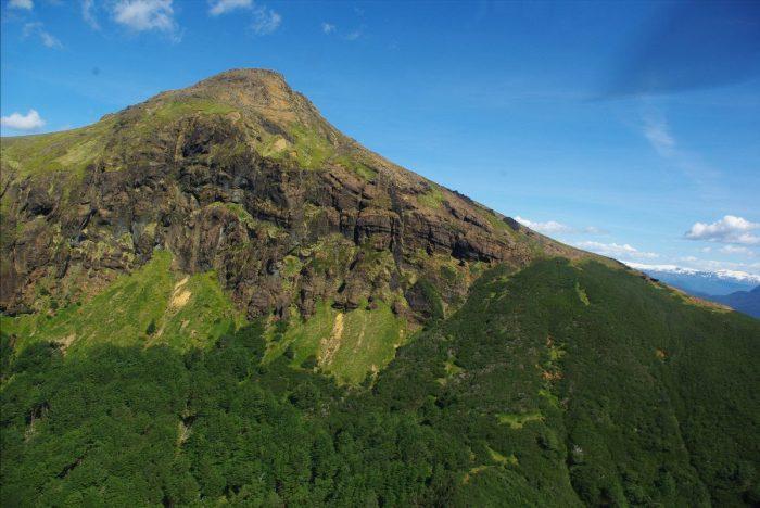 Geólogos UdeChile descubren un volcán activo en la Patagonia Chilena