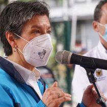 Protestas en Colombia: alcaldesa de Bogotá dice que