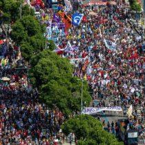 Protestas en Brasil: las multitudinarias marchas del #29M contra Bolsonaro y su gestión de la pandemia