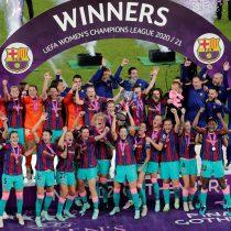 F.C. Barcelona golea al Chelsea y consigue su primera Champions