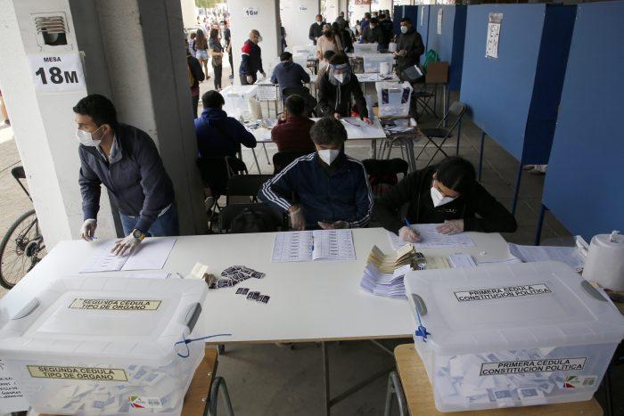 A un día de las elecciones: sólo un 40% de las mesas se han constituido este viernes