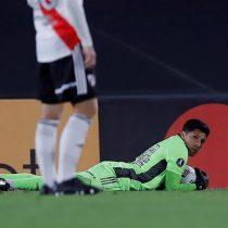 Mermados por el covid: River consiguió un histórico triunfo por Libertadores luego de jugar con equipo justo y con un futbolista de campo como arquero