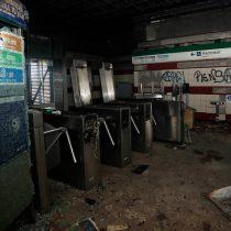 Sentencian a dos años de régimen cerrado a culpable por quema de Metro Pedrero en el estallido social