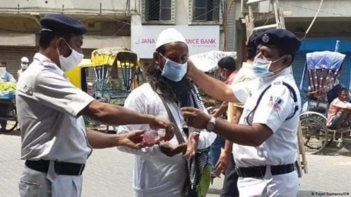 Coronavirus: India registra récord de 414.188 casos en solo 24 horas