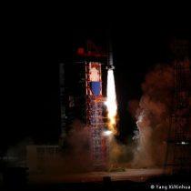 Fin del misterio: cohete chino se desintegró y cayó sobre el océano Índico