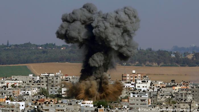 Netanyahu amenaza con endurecer ataques contra Franja de Gaza