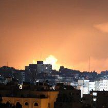 Continúa el intercambio de fuego entre Israel y Gaza
