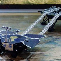 China logra posar por primera vez pequeño robot en Marte