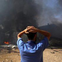 Cruz Roja pide acceso a la Franja de Gaza para operaciones humanitarias