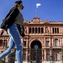 Argentina inicia nuevo confinamiento por segunda ola
